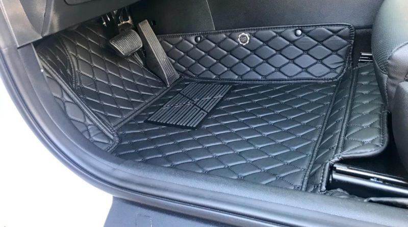 3д коврик для авто