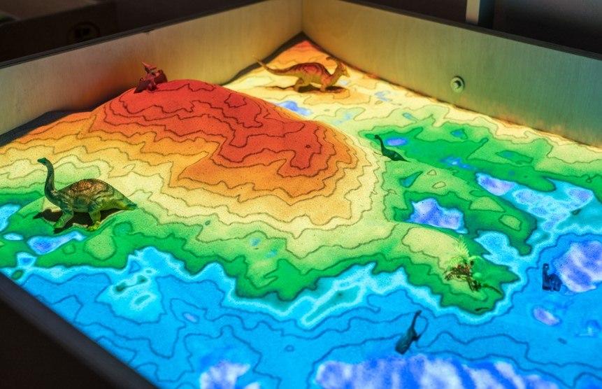 интерактивная песочница