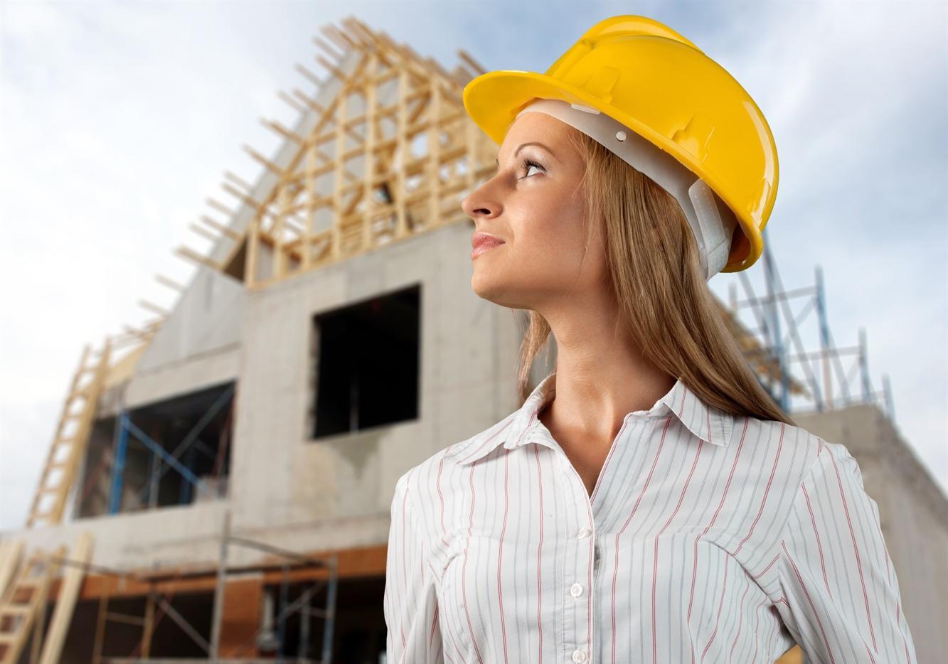 работа в строительстве для девушек