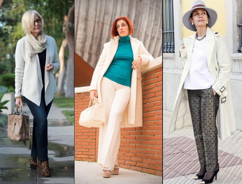одежда для женщин за 50